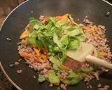 THAI inspired ground turkey with basil stir fry recipe step 8 photo