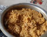 Nati style Chicken biriyani/ Karnataka style biriyani recipe step 4 photo