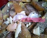 Resep Potatoes Wedges Panggang langkah memasak 4 foto