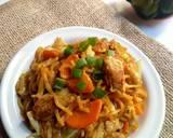 Mie Goreng Bumbu Iris langkah memasak 8 foto