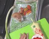 Sapo tahu ayam asam manis nanas mudah#homemadebylita langkah memasak 1 foto