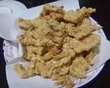 109. Chicken Strip langkah memasak 2 foto