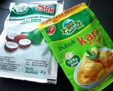 Sayur Kari Iwung Tempe langkah memasak 2 foto
