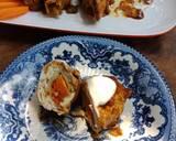 Ayam Bergulung Sayur langkah memasak 6 foto