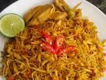 Ayam Sisit Pedas langkah memasak 4 foto