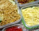 Nasi uduk simpel langkah memasak 3 foto