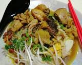 Soto ayam khas Indonesia langkah memasak 6 foto