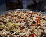 Ikan Cue Tongkol Suwir Pedas langkah memasak 7 foto