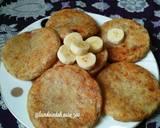 Lempeng pisang langkah memasak 6 foto