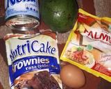 Brownies Alpukat Nutri Cake #BrowniesAlpukat langkah memasak 1 foto