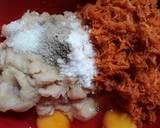 Nugget Ayam Wortel langkah memasak 2 foto
