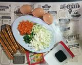 Sostel langkah memasak 1 foto