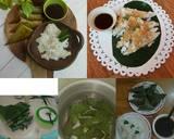 Lupis Ketan langkah memasak 5 foto