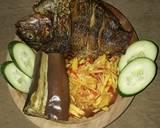 Ikan Nila Goreng Sambal Mangga langkah memasak 6 foto