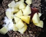 Semur Daging Cincang langkah memasak 3 foto