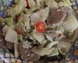 Sayur Sawi Putih langkah memasak 4 foto