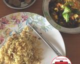 (Cheating day) Indomie goreng sayur telur enak#homemadebylita langkah memasak 5 foto