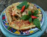 Fuyunghai Capcay langkah memasak 5 foto