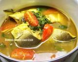 Bandeng kuning Asam seger#DikuahinBiarSyedep #pekaninspirasi#cookpadcommunity langkah memasak 9 foto