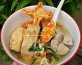 Bakso Cuanki Bandung langkah memasak 11 foto