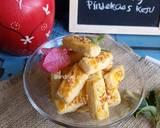 Eggless Kaastengel Ricke Indriani #day5 langkah memasak 9 foto