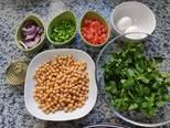 Foto del paso 1 de la receta Ensalada de Garbanzos