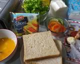 Roti Sandwich langkah memasak 1 foto