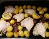 Chorizo and lemon chicken recipe step 4 photo