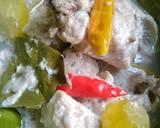 #10. Garang Asem Ayam langkah memasak 5 foto