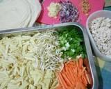Lumpia Rebung Ayam (+Tips) langkah memasak 1 foto