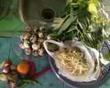 Cah Kuah Kangkung langkah memasak 2 foto