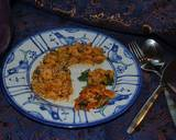 Persian spicy prawn with rice recipe step 13 photo