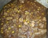 Ayam-Jagung Masak Kuah Lada Hitam langkah memasak 6 foto