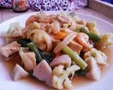 Udang Sayuran Saus Tiram #RabuBaru langkah memasak 2 foto