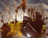 Choco lava steam cake langkah memasak 1 foto