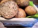 Gluténmentes fokhagymakrémleves, magos buciban, sajt ropogóssal recept lépés 1 foto