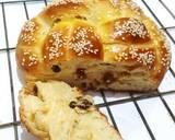 Challah Bread langkah memasak 9 foto