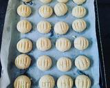 Almond Cookies || Simple & Delicious langkah memasak 7 foto