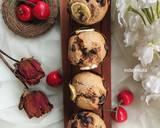 Moist Banana Muffin (muffin pisang lembut) langkah memasak 6 foto